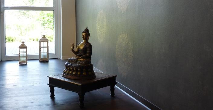 Gesundheitshaus imPuls Proszamer Buddha